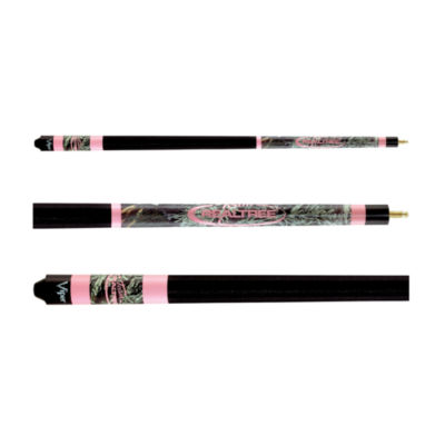 Viper Realtree Max 1 Pink Camouflage Cue