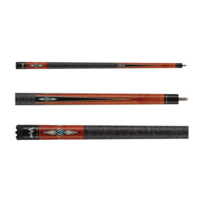 Viper Sinister Series Cue With Blue Diamonds