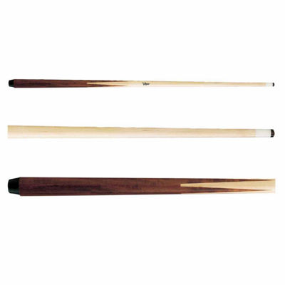 Viper One Piece 57Inch Maple Bar Cue