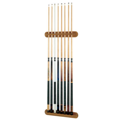 Viper Traditional 8 Cue Wall Cue Rack