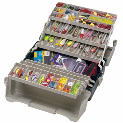 Plano 6-Tray Tackle Box