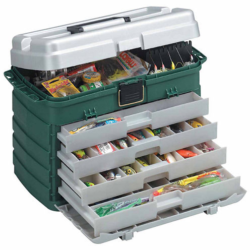 Plano 4 Drawer Plano Tackle Box