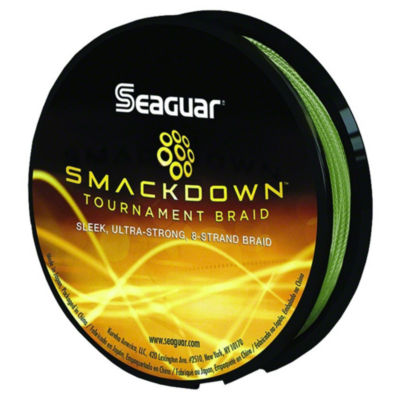 Seaguar Smackdown Braided Line Green
