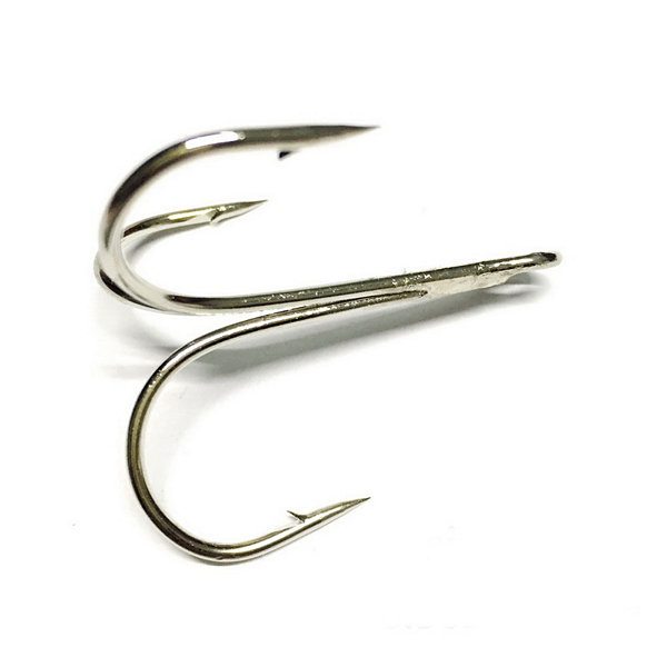 Eagle Claw Treble Hook 36Pc Size10/0