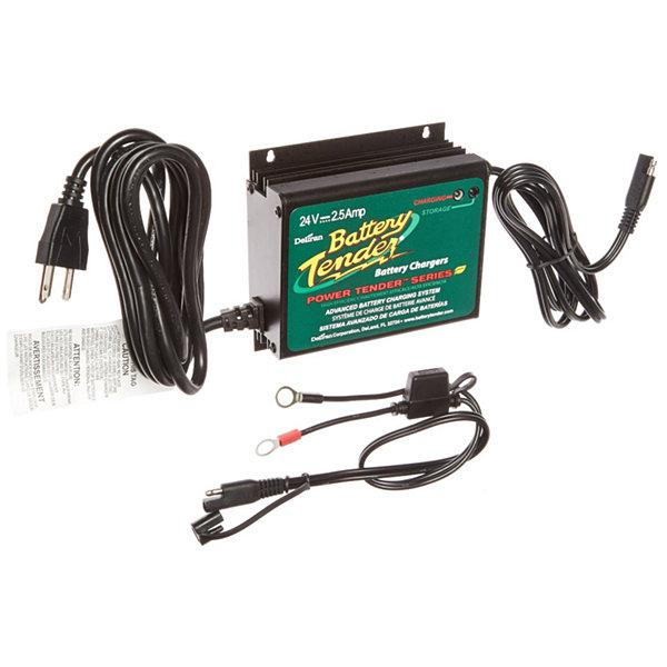 Deltran BT Waterproof Power Tender Plus 24 Volt 2.5 AMP
