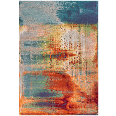 Luminous Rectangular Rugs