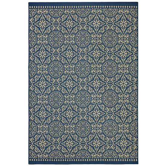 Mohawk Home Oasis Bundoran Rectangular Indoor/Outdoor Rugs