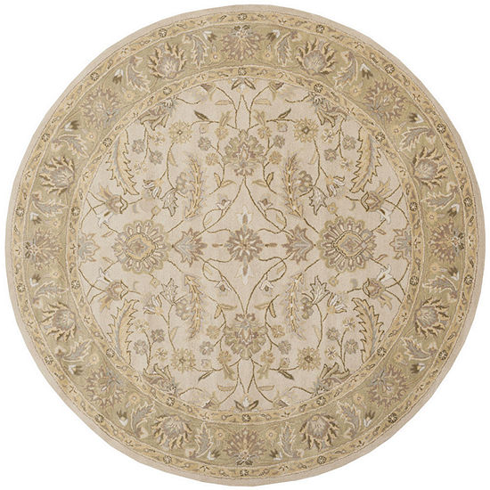 Decor 140 Charles Hand Tufted Round Indoor Rugs