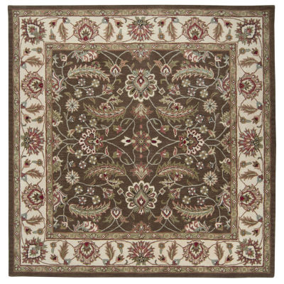 Decor 140 Charles Hand Tufted Square Indoor Rugs