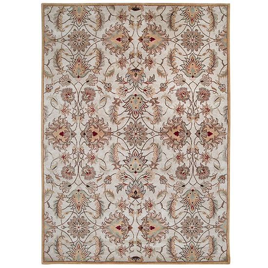 Decor 140 Cyrus Hand Tufted Rectangular Indoor Rugs