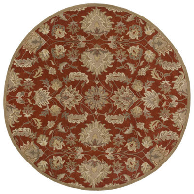 Decor 140 Cyrus Hand Tufted Round Rugs