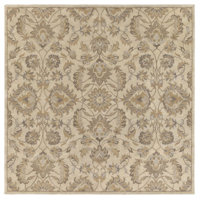 Decor 140 Cyrus Hand Tufted Square Rugs