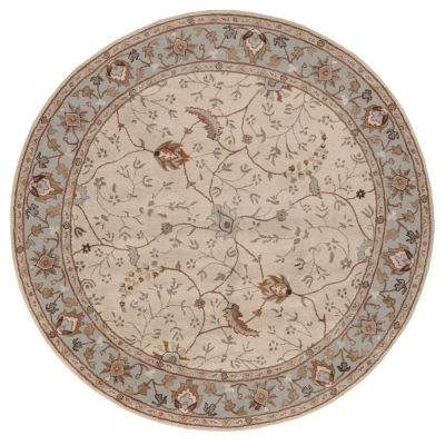 Decor 140 Elam Hand Tufted Round Rugs