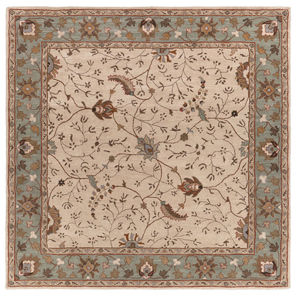 Decor 140 Elam Hand Tufted Square Rugs
