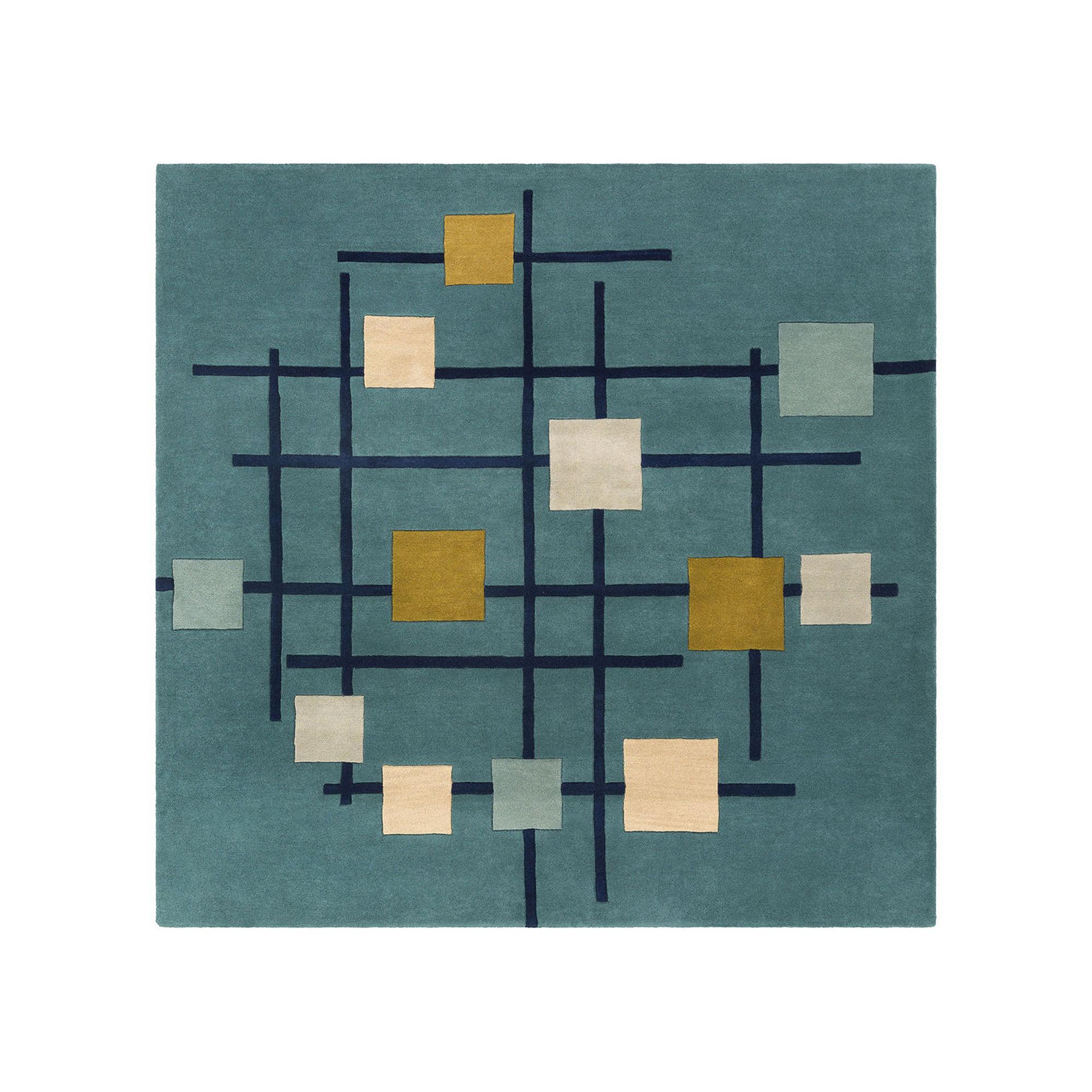 Decor 140 Faizod Hand Tufted Square Rugs