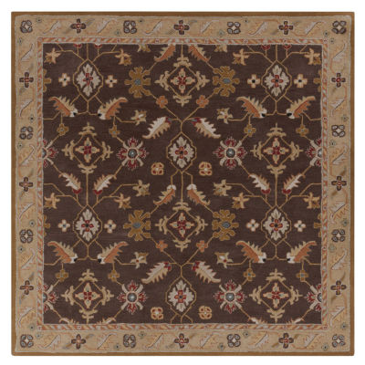 Decor 140 Epictus Hand Tufted Square Rugs