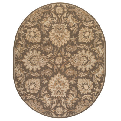 Decor 140 Vitrolles Hand Tufted Oval Rugs