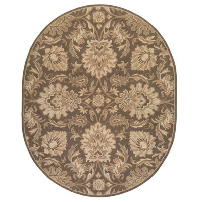 Decor 140 Vitrolles Hand Tufted Oval Indoor Rugs