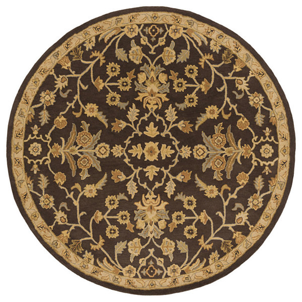 Decor 140 Zoddrin Hand Tufted Round Rugs