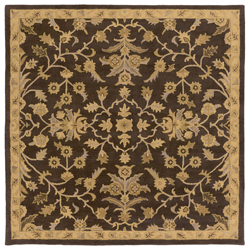 Decor 140 Zoddrin Hand Tufted Square Rugs