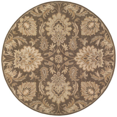 Decor 140 Vitrolles Hand Tufted Round Rugs
