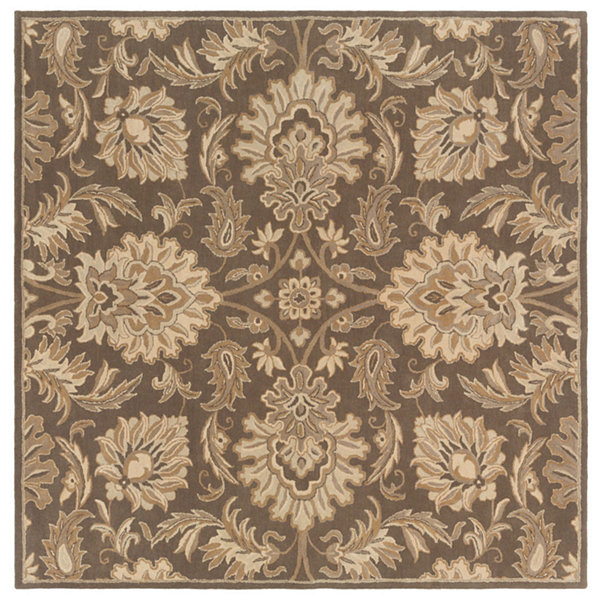 Decor 140 Vitrolles Hand Tufted Square Rugs