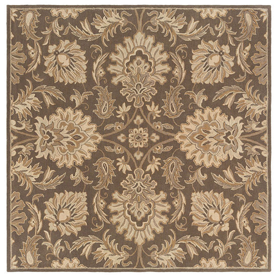 Decor 140 Vitrolles Hand Tufted Square Indoor Rugs