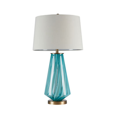 INK + IVY Waves Table Lamp