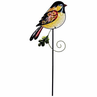 Bird Garden Stake