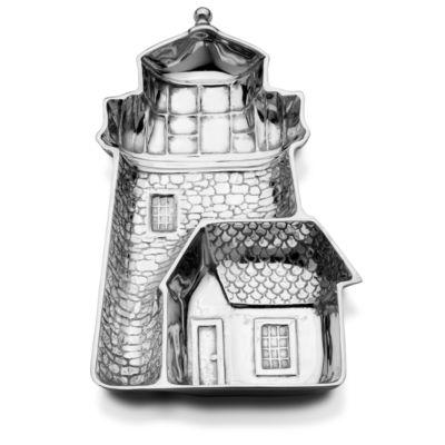 Wilton Armetale Lighthouse Chip + Dip Set