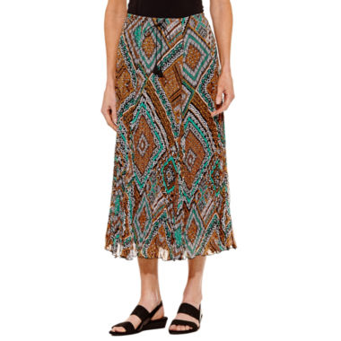 Lark Lane A-Line Skirt