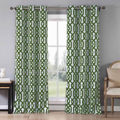 Duck River Textiles Ashmury 2-Pack Curtain Panel