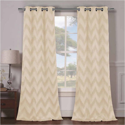 Duck River Textiles Lysanna 2-Pack Curtain Panel