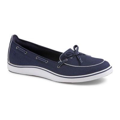 Grasshoppers® Windham Slip-On Boat Shoe