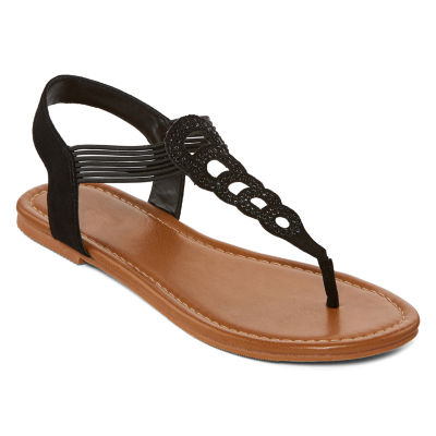 Arizona Womens Gogo Flat Sandals