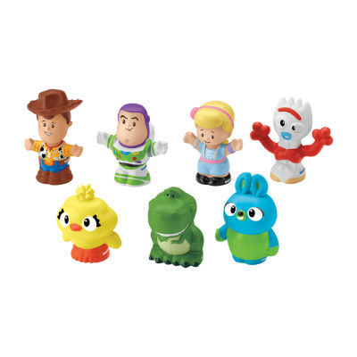 Disney Collection Toy Story 4 7 Friends Pack By Little People