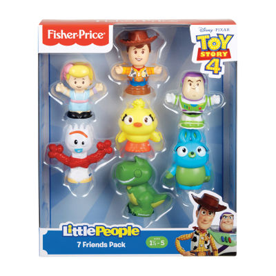 Little People 7-pc. Toy Story Toy Playset