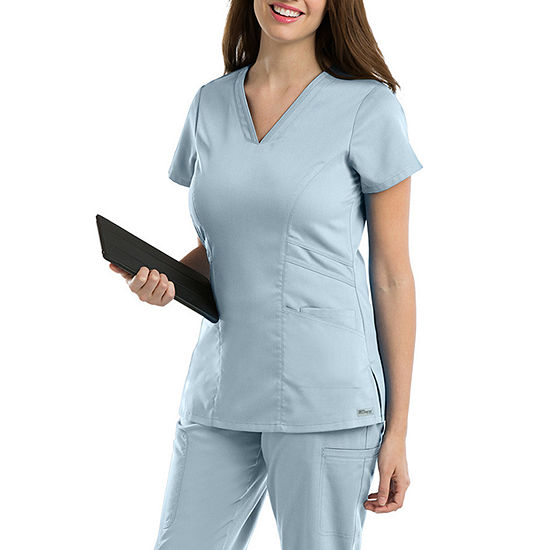Barco® Grey's Anatomy™ 41452 Women's V Neck Scrub Top-Plus