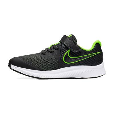 Nike Star Runner 2 Little Kids Girls Sneakers Elastic