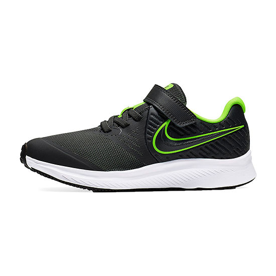 Nike Star Runner 2 Little Kids Girls Sneakers Elastic