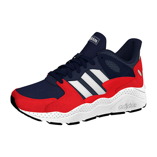adidas Crazy Chaos J Big Kids Boys Lace-up Running Shoes