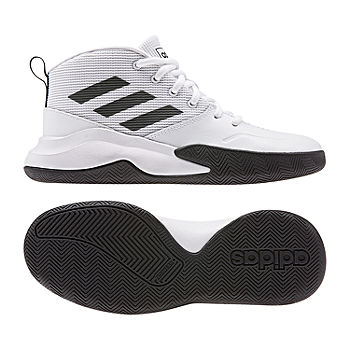 adidas Adidas Own The Game K Wide Boys Running Shoes