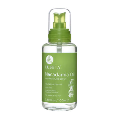 Luseta® Beauty Macadamia Hair Oil - 3.4 oz.