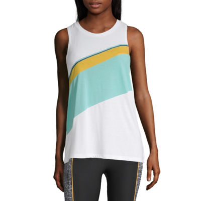 Xersion Colorblock Muscle Tank