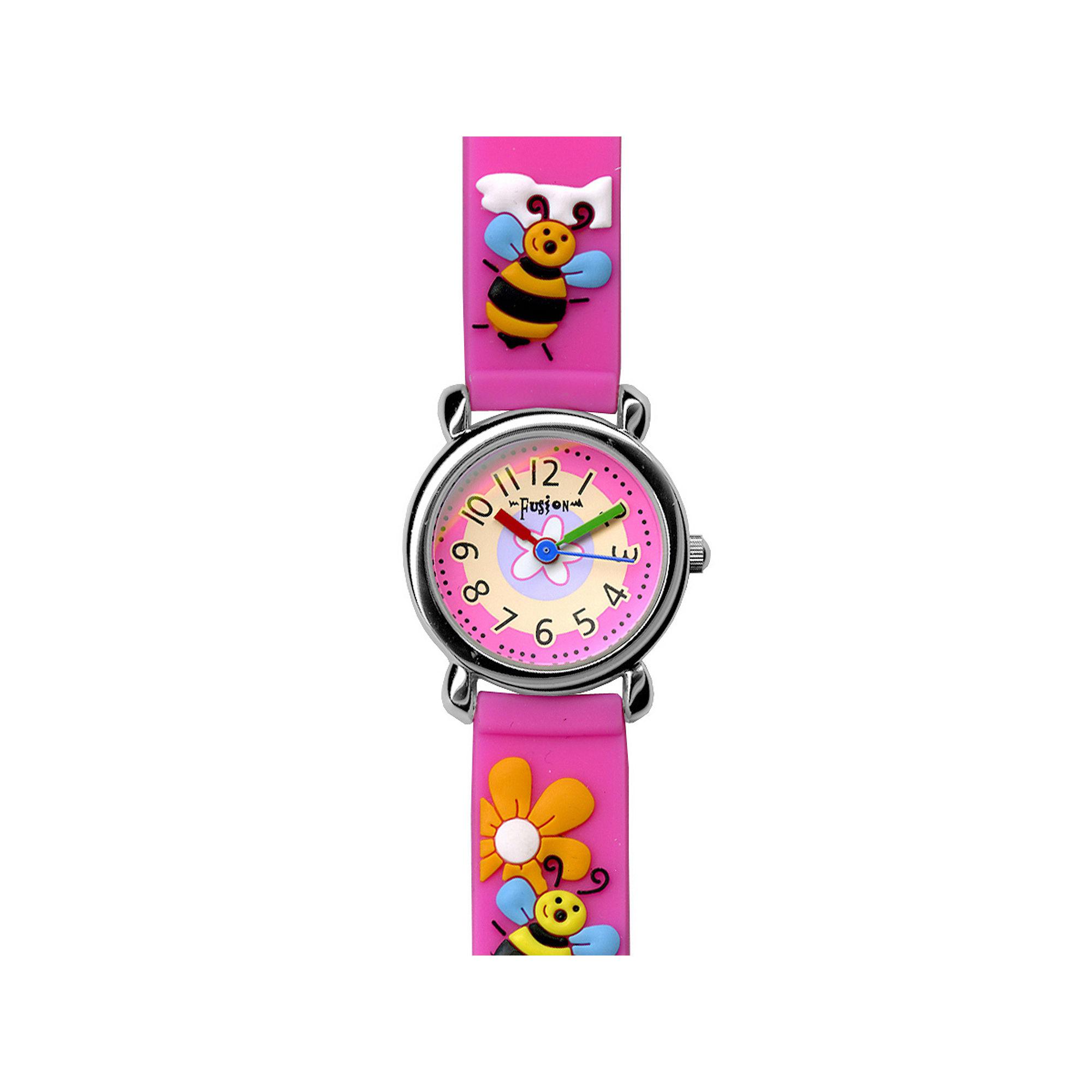 Dakota Fusion Kids Pink Bumblebee Watch 49049