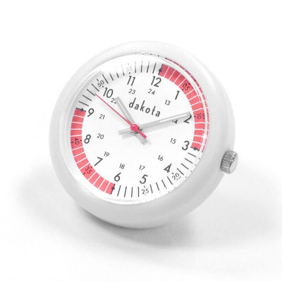 Dakota Nurse Stethoscope Clip Pocket Watch