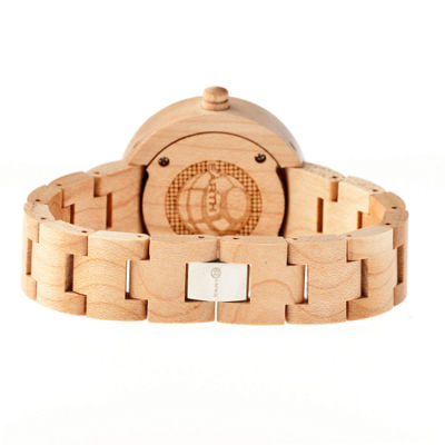 Earth Wood Root Khaki Bracelet Watch ETHEW2501