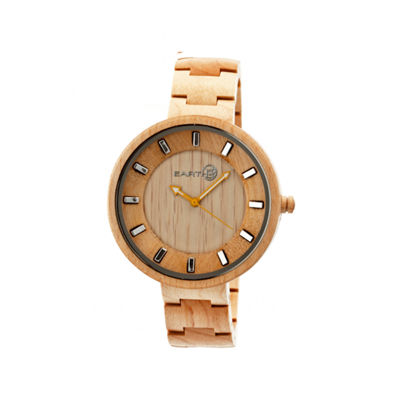 Earth Wood Branch Khaki Bracelet Watch ETHEW2801