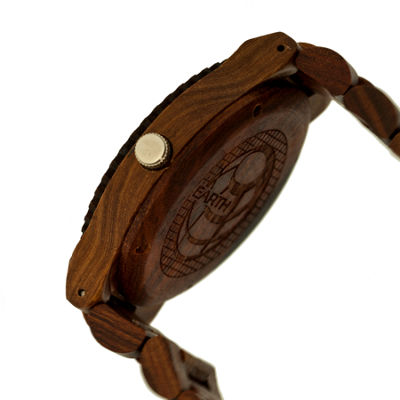 Earth Wood Bighorn Red Bracelet Watch ETHEW3503