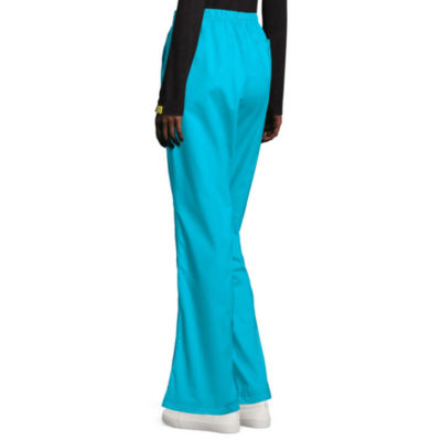 WonderWink® Womens WonderWork Grace Flare-Leg Pants - Plus and Tall